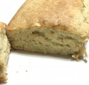 油脂・卵未使用のバナナケーキ