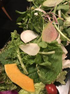 サムギョサブルと野菜 いふう 野菜